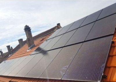 énergies renouvelables panneaux photovoltaïques