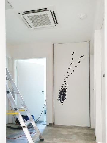 climatiseur plafond
