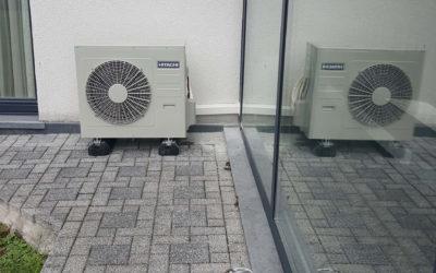 Installation pompe à chaleur à Metz