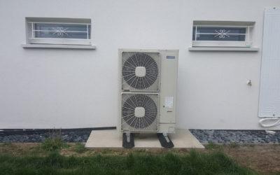 Avant l'été, pensez à faire installer une climatisation réversible à Metz !