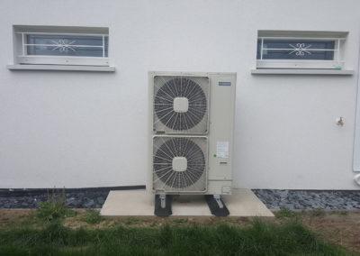 climatisation réversible à Metz
