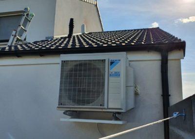 pompe à chaleur air-air à Metz